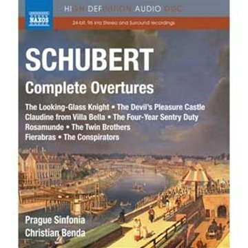 Christian Benda - Complete Overtures (Blu-ray Audio)