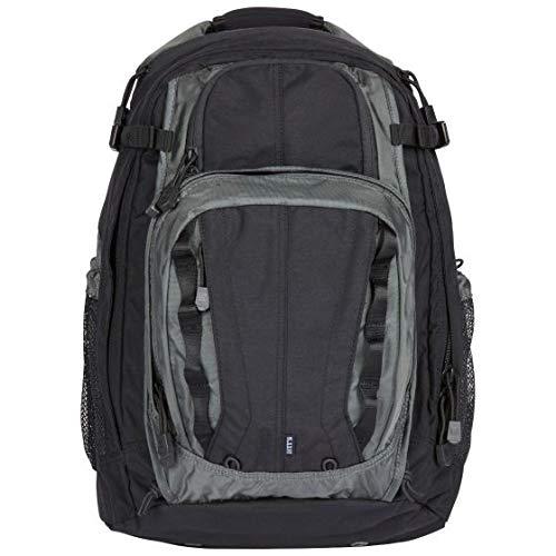 5.11 COVRT18 Tactical Covert Military Backpack, Large Assault Rucksack Pack, Style 56961, Asphalt/Black by 5.11