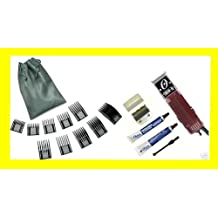 Oster Classic 76 Professional Clipper W/2 Blades And Free Original Oster 10 Pc Guide Comb Set