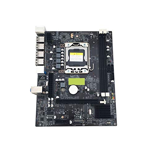 Sunnymal X79 LGA 1356 Pin Desktop Base Plate RECC DDR3 Server CPU Motherboard Compatible for Intel