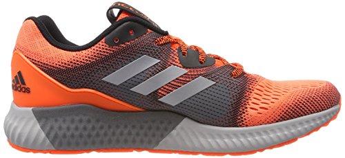 ... adidas Herren Aerobounce St Laufschuhe Orange (Solar Orange/core Black/grey  Five F17