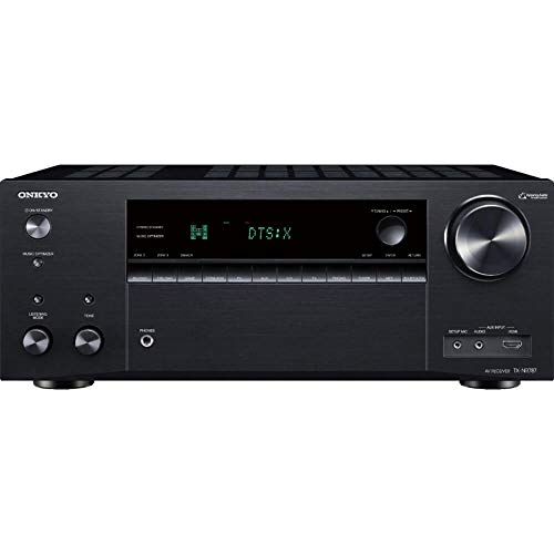 Onkyo TX-NR797 Smart AV 9.2 Channel Receiver with 4K Ultra HD | Dolby Atmos | AirPlay 2 | IMAX Enhanced (2019 Model)