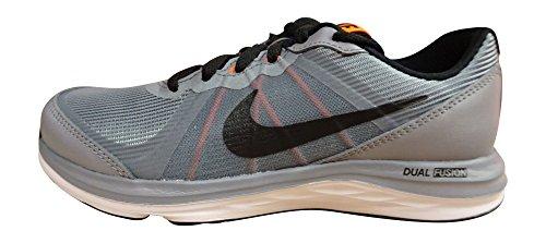 Nike Dual Fusion X 2 (Gs), Zapatillas de Running para Hombre Gris