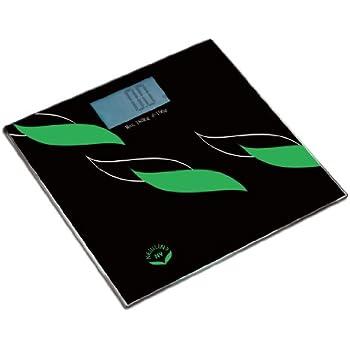 Newlineny Sbb0828 Nyfl Digital Bathroom Scale Flowing Leaves Sense On 400 Pound