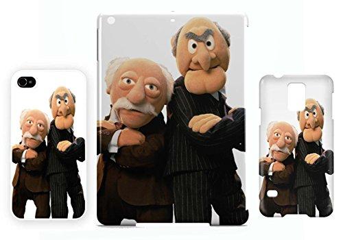 Statler and Waldorf the Muppets iPhone 7+ PLUS cellulaire cas coque de téléphone cas, couverture de téléphone portable