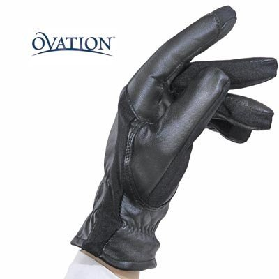 (OV Child's Leather Show Glove A (8-10))