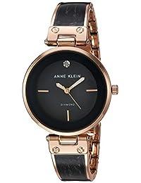 Anne Klein AK2512GYRG Reloj de Diseñador para Mujer