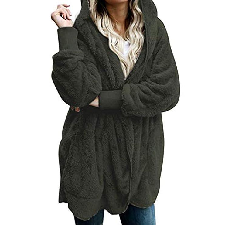 Indossa Donna In Il Lungo Entrambi Una Su Lana Pelliccia Da Fulision I Caldo Lati Cappotto qHwRwScW1