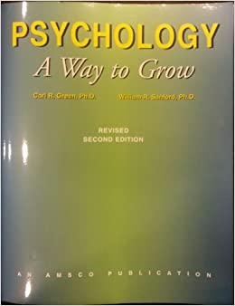 Ebook Descargar Libros Psychology A Way To Grow PDF Gratis Descarga