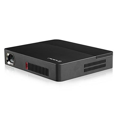 Tectectec Vpro2 Pico Projecteur Hd 3d Wifi Bluetooth Avec