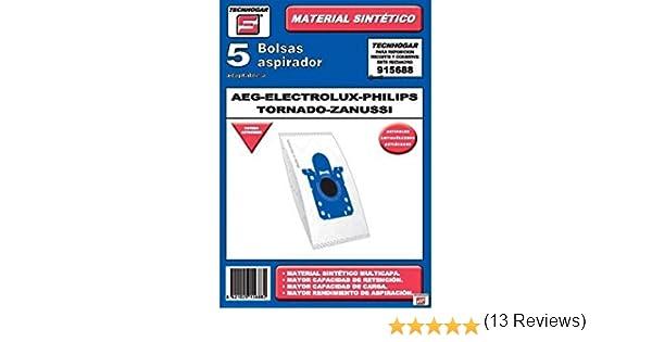 Tecnhogar 915688 Bolsa aspirador, Blanco: Amazon.es: Hogar