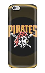 Hot 7792084K210523725 pittsburgh pirates MLB Sports & Colleges best iPhone 6 Plus cases
