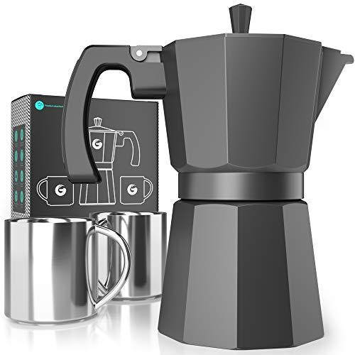 Moka Pot Stovetop Espresso
