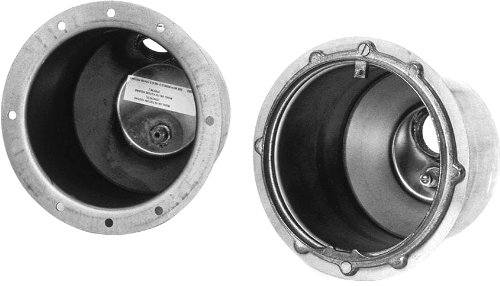 - Pentair 78242300 1-Inch Rear Hub Replacement Small Stainless Steel Niches