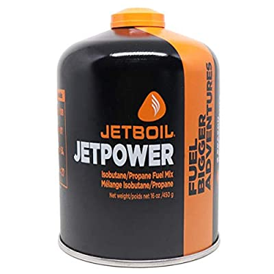 Jetboil Jetpower Fuel for Jetboil Camping Stoves