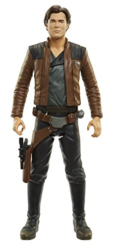 Star Wars Solo: BIG-FIGS Han Solo Action Figure, 20-Inch