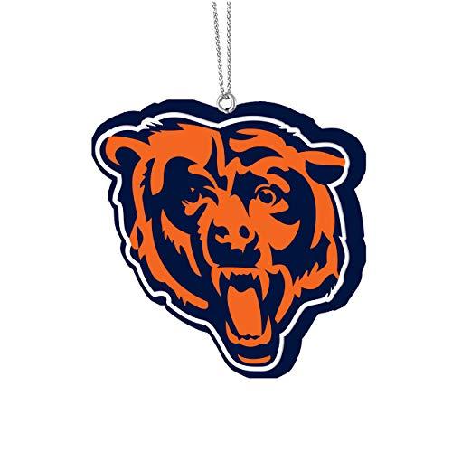 FOCO Chicago Bears Resin Logo Ornament