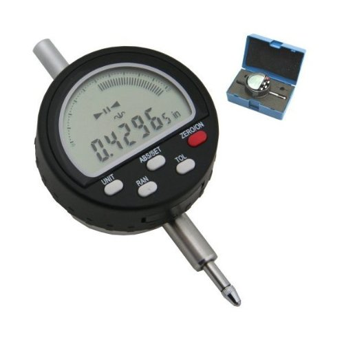 Digital Dial Indicator : Anytime tools digital electronic indicator dial gauge