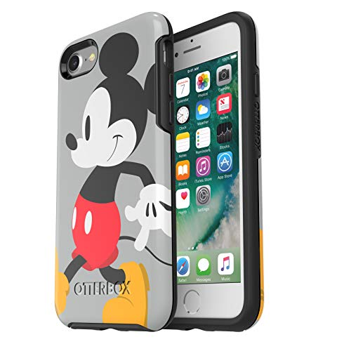 OtterBox Symmetry Series Disney Classics Case for iPhone 8 & iPhone 7 (NOT Plus) Mickey Stride