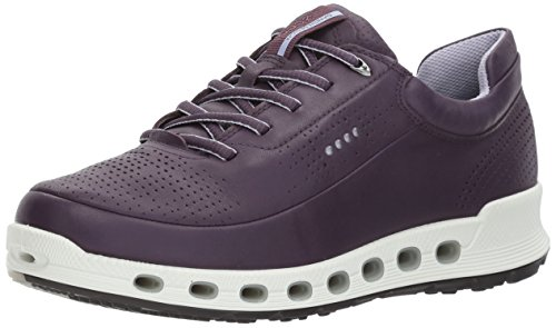 ECCO Women's Cool 2.0 Gore-tex Sneaker Fashion, Night Shade, 38 EU / 7-7.5 US