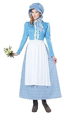California Costumes Women's Pioneer Woman Costume