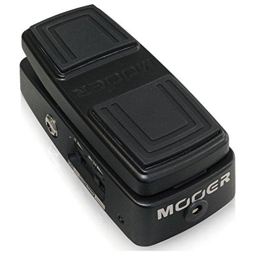 Mooer Free Step Wah and Volume Pedal Dual Ex Series
