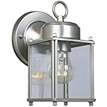 Designers Fountain 1161-PW Value Collection Wall Lanterns, Pewter