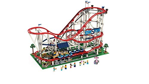 lego creator expert roller coaster 10261 building kit. Black Bedroom Furniture Sets. Home Design Ideas