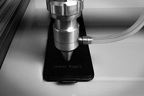 """iPhone 6 Lederhülle Pouch Superweiches Microfaser Innenfutter Hülle für iPhone 6 (4.7"""") Magnetverschluss Schutzhülle cover für neuestes iphone 6 2014 Ledertasche dünne Hülle aus Echtleder - Schwarz -"""