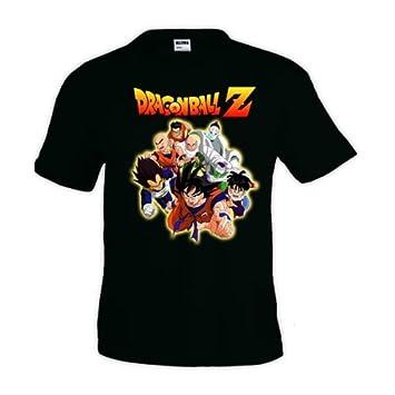 Camiseta Dragon Ball Z - Team1 - (Talla: TALLA-XXXL): Amazon.es: Deportes y aire libre