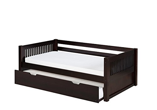 Camaflexi C212_TR Day Bed, Twin, Cappuccino
