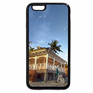 iPhone 6S Plus Case, iPhone 6 Plus Case, awesome beach resort hdr