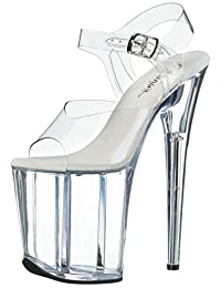 Pleaser Women's Flamingo-808 Platform Sandal