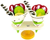 Hape - Playfully Delicious - Crepes Wooden Play Food Set