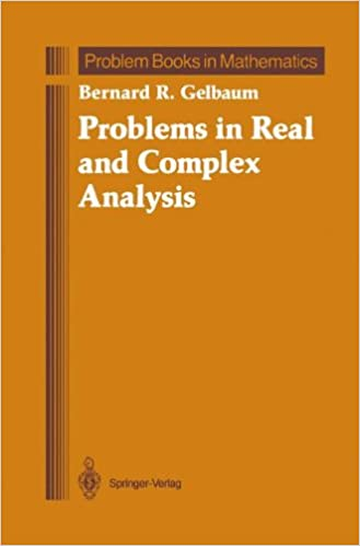 Problems in real and complex analysis problem books in problems in real and complex analysis problem books in mathematics bernard r gelbaum 9780387977669 amazon books fandeluxe Gallery