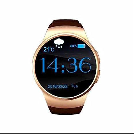 Smart Watch Reloj GPS llevar Cómodo, llamada Recordatorio ...