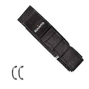 Suunto Strap F Correa para Relojes, Armband Vector Black