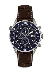 Rotary AGS00070/C/05 Mens Aquaspeed Chronograph Watch w/ Date