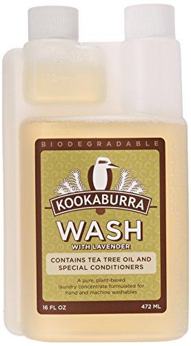 Kookaburra Original Wash, Lavender Scent, 16 oz