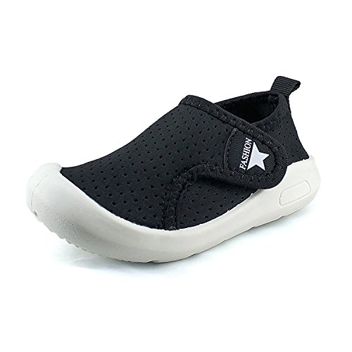 Z-T FUTURE Kids Baby Boy Girl Sneakers - Breathable Mesh Lightweight Toddler Shoes for Walking Running Beach Pool by Z-T FUTURE