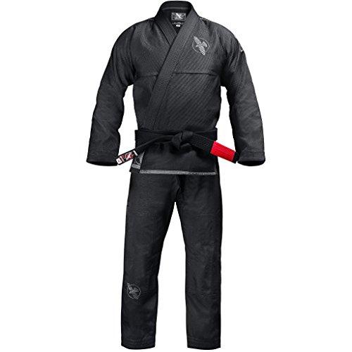 Hayabusa Lightweight Jiu Jitsu Gi (Black, A2)