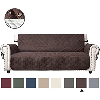 Amazon.com: Funda de sofá impermeable con estampado de ...