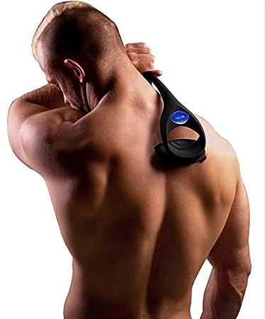 Back & Cuerpo Shaver,para hombre DIY Back Hair Remover,back & body shaver,Afeitadora profesional para la espalda (Depiladora para hombres): Amazon.es: ...