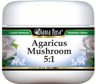 Agaricus Mushroom 5:1 Cream (2 oz, ZIN: 520875) - 2 Pack