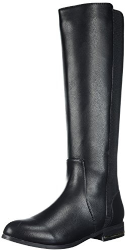Kensie Kvinners Tahlia Riding Boot Sort