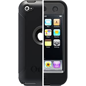 OtterBox Defender Series Case for iPod touch 4G - Black/Coal (Discontinued by Manufacturer)