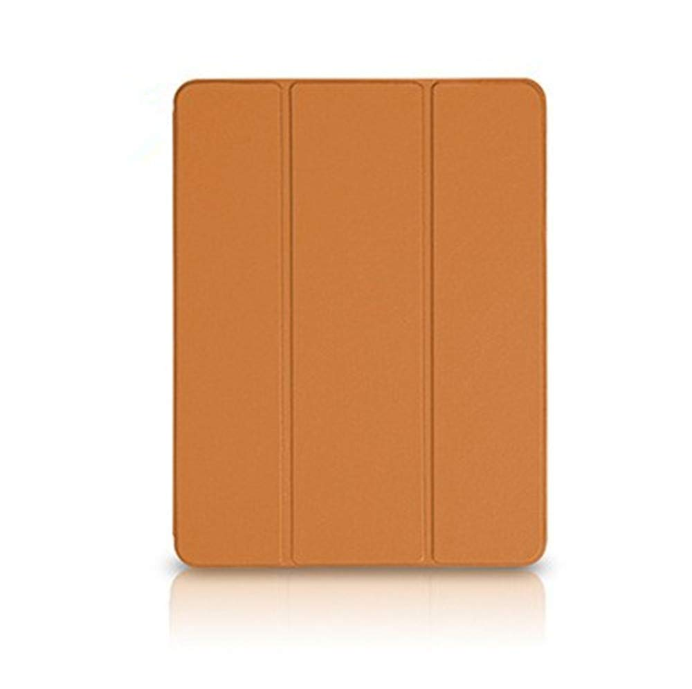 iPad Air 1 Air 2ケース - ゴム引きソフトTPUバック付きスリムカバー (内蔵ペンシルホルダースロットと自動スリープ/ウェイク機能) 三つ折りスタンドカバーシェル iPad Air 1 Air 2タブレット対応 Pencil Holder   B07P17484D