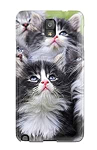 sandra hedges Stern's Shop Case For Galaxy Note 3 With Nice Cat Appearance