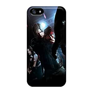 RIW9123zJZa Phone Cases With Fashionable Look For Iphone 5/5s - Resident Evil 6