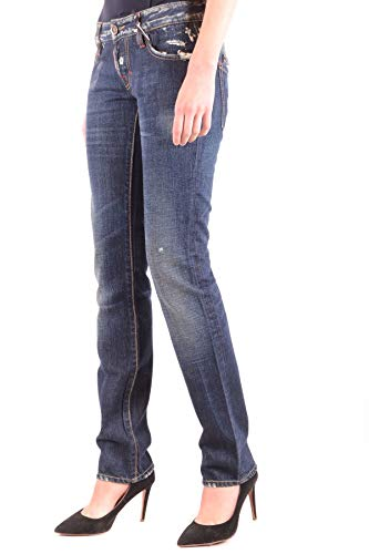 Mcbi36781 Coton Femme Jeans Bleu Dsquared2 FAaTZqnp